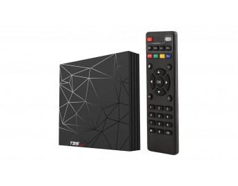 T95 Max TV BOX // Android 9, Allwinner H6, 4/32GB