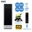 X96S TV Stick // Android 9, Amlogic S905Y2, 2/16GB