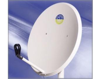 Спутниковая антенна  0.85 м. (CA-900/1 - Харьков)