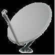 Спутниковая антенна  0.90 м. (Днепропетровск)
