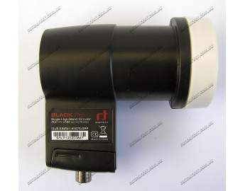 Inverto Single High-Band Circular LNB Black PRO (IDLB-SINL41-H1075-OPP)
