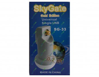 SKYGATE Gold Edition SG-33 Single