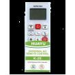 Пульт ДУ универсальный для кондиционера HUAYU K-2E ( 5000 кодов )